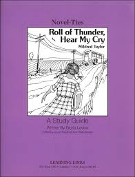 roll of thunder hear my cry novel ties study guide  roll of thunder hear my cry novel ties study guide main photo