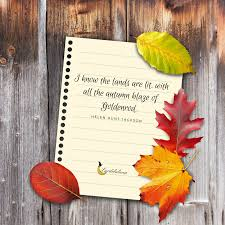Beautiful Fall Quotes Best of 24 Beautiful Autumn Quotes That Will Make You Fall In Love With Fall