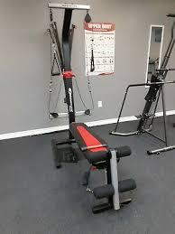 Bowflex Xtl Exercise Wall Chart Bowflex Soloflex Crossbar Bowflex Gym