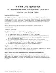 cover letter for a promotion cover letter internal promotion example resume for internal