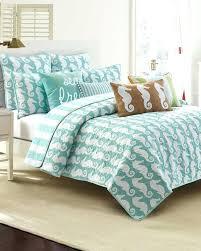 seahorse bed sheets seahorse coastal luxury quilt coastal quilts bedding bed seahorse bed sheet malaysia