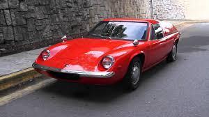 1969 Lotus Europa for sale at Motocar Studio - YouTube