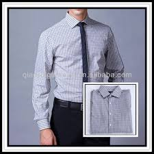 Patterned Dress Shirts Awesome Men's Elegant Patterned Drss Shirt Egypt Cotton Slim Fit Business