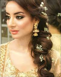 Hairstyle Brides hindu bridal hairstyles 14 safe hairdos for the modern day bride 7418 by stevesalt.us