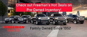Freeman Buick GMC in Grapevine Serving Dallas-Fort Worth Metroplex ...