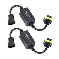 amazon com auxbeam h8 h11 led conversion kit error wiring auxbeam h8 h11 led conversion kit error wiring harness adapter
