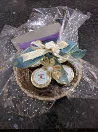 cocoatrait golden festive gift basket order from chennai only no delivery only pickup