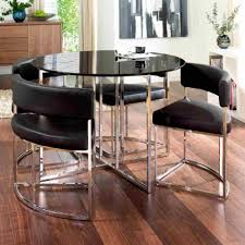 glass top tables and chairs. Amazing Round Kitchen Table And Chairs 49 Engaging Black Tables Set Oval With Glass Top Drawer