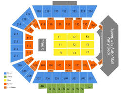 Bmo Harris Bank Center Seating Chart Cheap Tickets Asap