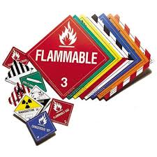 Dot Hazardous Materials Table Dot Hazmat Placard Table 1 And Table 2 49 Cfr Section 172 504