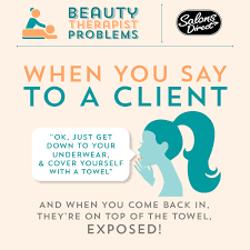 Beauty Therapy Quotes Best of Beauty Therapist Problems Part 24 Salons And Make Up
