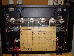 poddwatt class a stereo push pull el84 (6bq5) vacuum tube amplifier dc heater supply at Tube Amp Wiring