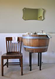 awesome bathroom ideas 60 wine barrel sink vanities wine barrel bathtub for