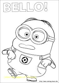 Minion Color Minion Coloring Pages Despicable Me Minions Book Free