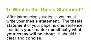 the thesis statement of an essay must be paragraph essay  5 paragraph essay structure brought to you by powerpointpros com 1 what is the thesis statement