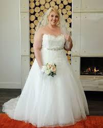 Beaded Organza ALine Plus Size Wedding Dress  Davidu0027s BridalPlus Size Wedding Dress Styles