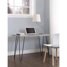 home office table desk. costway study desk computer table drawer modern decor furniture home office walmartcom