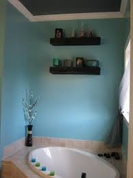 brown bathroom sets black