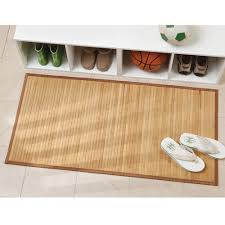 bathroom bamboo flooring. Amazon.com: InterDesign 81232 Bamboo Floor Mat \u2013 Ideal For Kitchens, Bathrooms Or Offices - 24\u201d X 48\u201d, Natural: Home \u0026 Kitchen Bathroom Flooring U