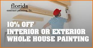 Florida Contract Painting House Painter Fort Lauderdale Fl