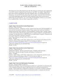 Perfect Good Resume For 17 Year Old Crest Example Resume And