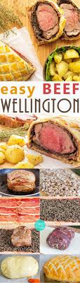 easy home cooked dinner ideas. easy beef wellington with mushroom \u0026 jamón home cooked dinner ideas
