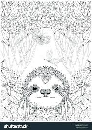 Farm Animals Coloring Pages To Print Animal Free Printable Baby Page