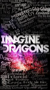 An Imagine Dragons wallpaper with most ...