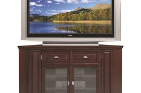 tv stand glass doors fantastic furniture wood tall corner tv cabinet with glass door and