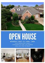 open house flyers template free open house flyer template free open house flyer templates
