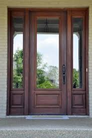 wooden front door with glass. Brilliant With Full Glass And Wood Front Door Throughout Wooden Front Door With Glass M