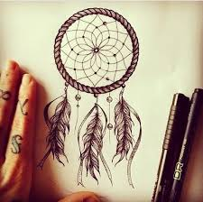 Pictures Of Dream Catchers To Draw Make a Dream Catcher Crowley 64