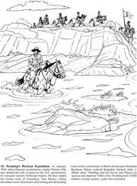 the story of world war i coloring book dover publications