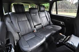 about the range rover vogue