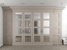 ikea fitted bedroom furniture. How To Customize Ikea Pax - Add Mirror Tiles And Trim Closet Doors In Bedroom? Fitted Bedroom Furniture
