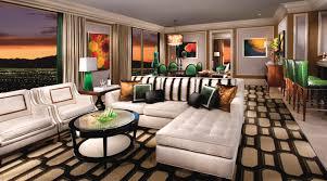 Mirage One Bedroom Tower Suite 2 Room Suites Las Vegas