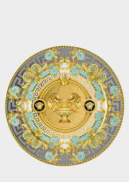 Show Plate Designer Versace Home Luxury Plates Official Website
