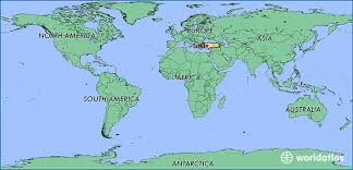 turkey country map surrounding countries. Perfect Turkey Map Showing The Location Of Turkey To Country Map Surrounding Countries