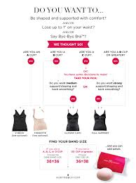 Ruby Ribbon Size Chart Ruby Ribbon Cami Sizing Something For Everyone Www