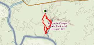 seminole canyon via rio grande trail texas alltrails com Rio Grande Trail Map seminole canyon via rio grande trail map rio grande trail map colorado