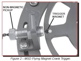 magnetic pickup fig 1 msd pro billet distributor