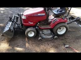 diy tractor bucket scoop you