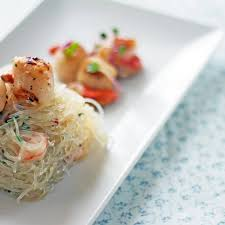 Vermicelli Salad with Scallops Recipe ...
