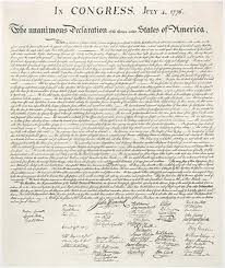 obamacare and the trampling of the declaration of independence