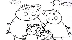Small Picture PEPPA PIG Coloring Book Pages Kids Fun Art Coloring Video For Kids