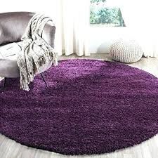 round plum rug round purple area rug 4 round purple plush solid theme area rug luxurious round plum rug