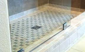 tile shower base kit tile shower pan large size of shower base kit photo design kits tile shower base kit