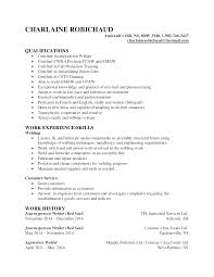 Sample Welder Resume – Resume Tutorial