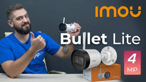<b>IMOU</b> Bullet Lite 4MP <b>IPC G42P</b> – новая облачная Wi Fi <b>камера</b> ...