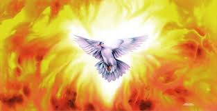 Image result for the holy spirit flame